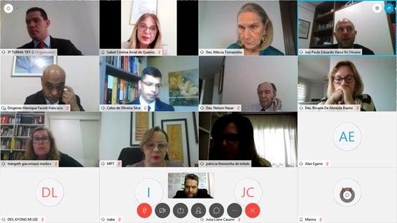 videoconferência do dia 23/06/2020